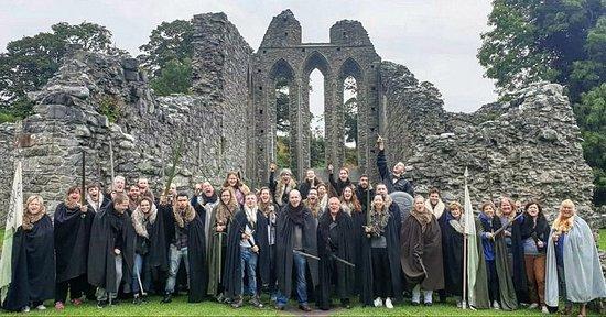 Game of Thrones® Winterfell Trek from Dublin Resmi