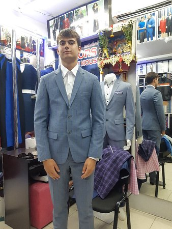 Tailors fashion house