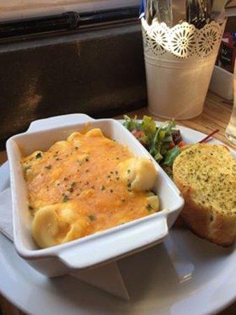 Whitebridge, UK: Mac and Cheese