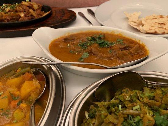 The Bengal: Lamb curry