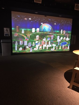 Amazing children's museum with hands on activities