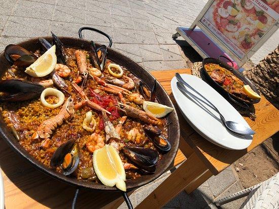 Lovely paella