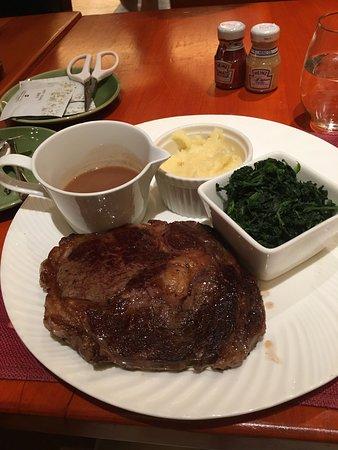Great steak dinner!!!