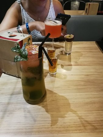 Stick Cocktails