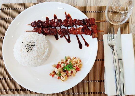Pork Barbecue di Mabuhay