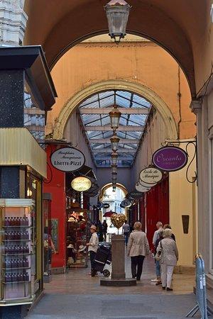 Lyon. Passage de l'Argue