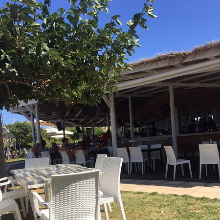 Best place in Zakynthos for relaxing, eating, and everything!