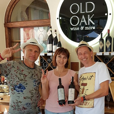 Enoteca Old Oak