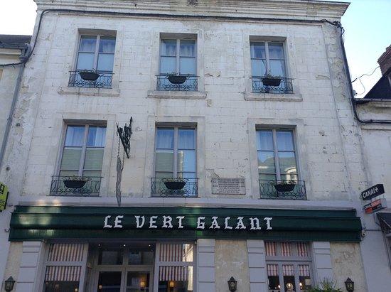 La Fleche, Франция: LE VERT GALANT