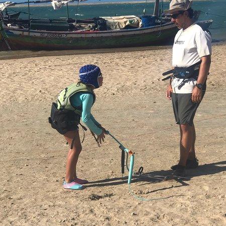 Second Wind Kite School