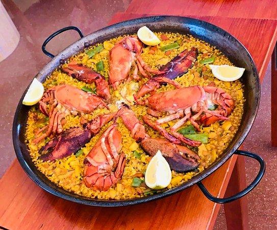 La migliore Paella di Maiorca e anche oltre