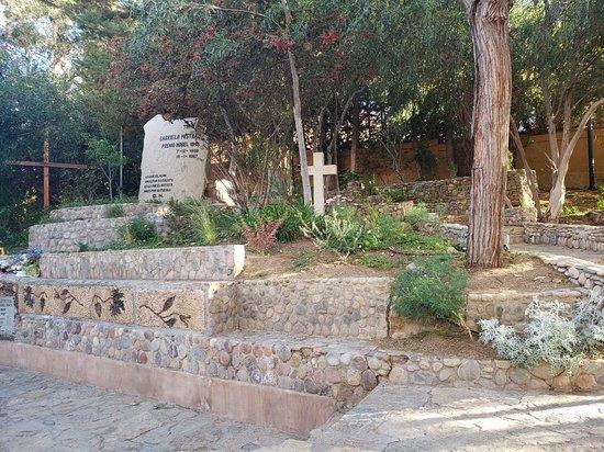 Mausoleo de Gabriela Mistral