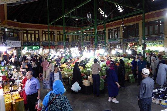 Tajrish Bazaar: Inside