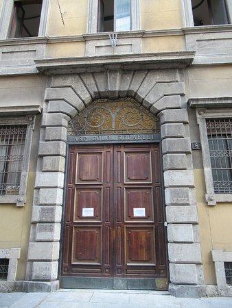 Palazzo Archinto: Portale d'ingresso