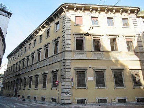 Palazzo Archinto: Vista complessiva