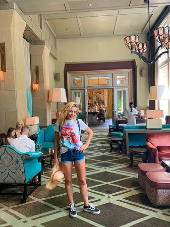 At The Hotel Lobby And Bar Extravaganza Luxury And Chic All In One Trendy That Never Gets Old Place Picture Of Soho Grand Hotel New York City Tripadvisor