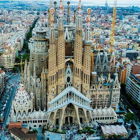 Испания: Barcellona