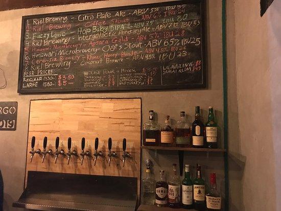Embargo Craft Beer Bar