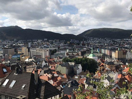 Choose Bergen over Oslo or Stavanger