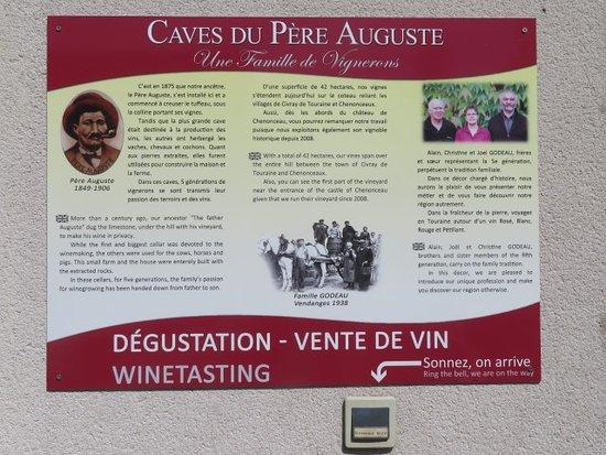 Civray-de-Touraine, ฝรั่งเศส: Hier bellen