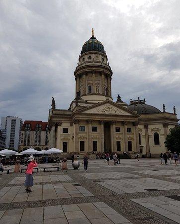 Deutscher Dom: Beautiful cathedral