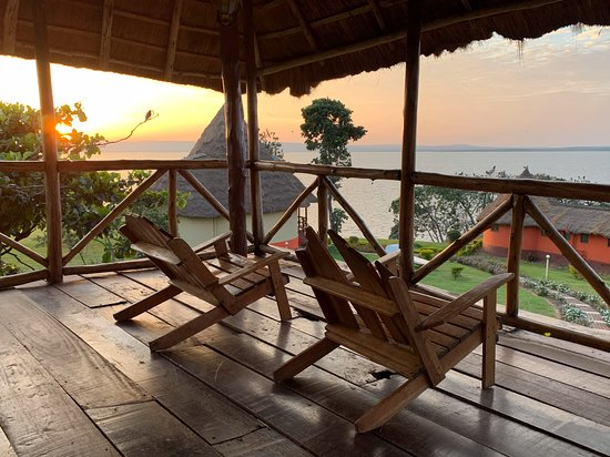 The Look Out-A great place to relax on the island