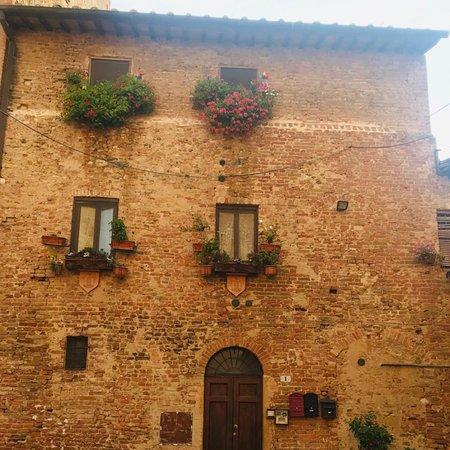 Чертальдо, Италия: Certaldo Alto