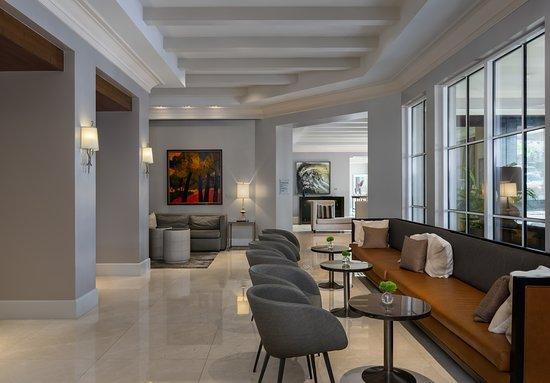 Bristol Panama: Área del Lobby