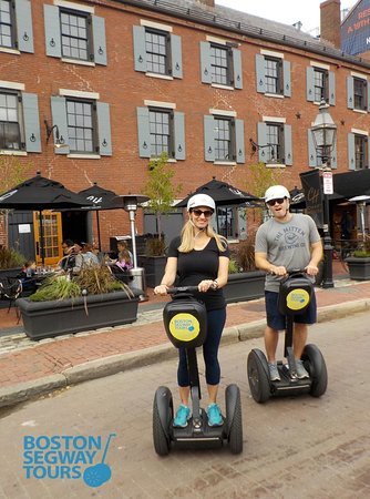 Riding your #cruise #ship into #BlackFalcon this fall? Whether it's #Carnival or #HollandAmerica, find us near #FaneuilHall to see so much, in so little time! 😃 #Boston #Segway #Tours www.bostonsegwaytours.net