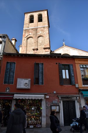 Chiesa di Santa Sofia and bell tower