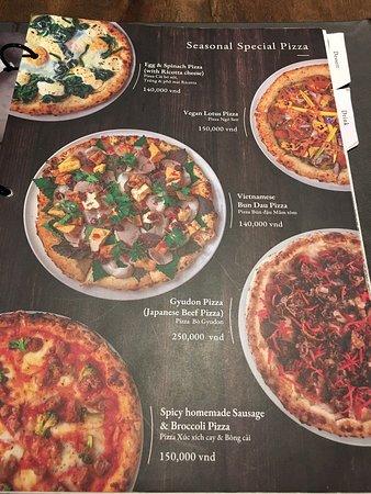 Pizza 4P's Hai Ba Trung