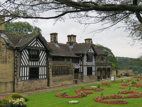 Rustic Shibden Hall