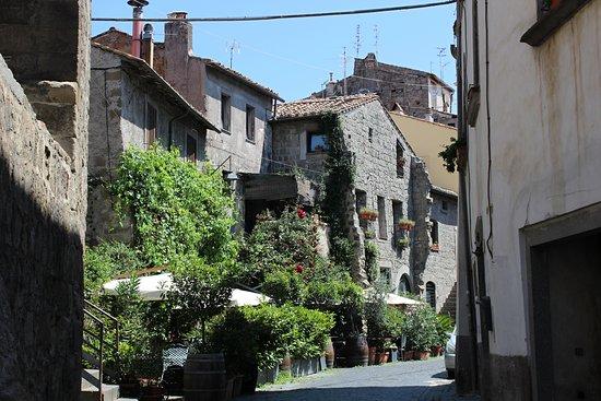 Viterbo, Olaszország: Scorcio di passaggio