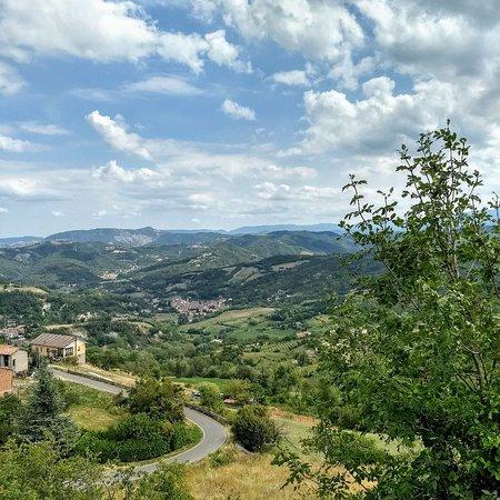 Garbagna, Włochy: Ottimo pranzo e bellissimo posto
