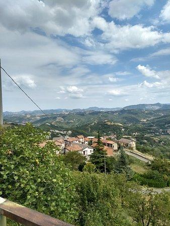 Garbagna, Italië: Ottimo pranzo e bellissimo posto