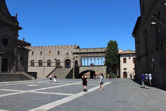 Viterbo, Olaszország: Palazzo dei papi