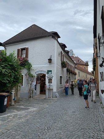 Stift Dürnstein: Town of Durnstein