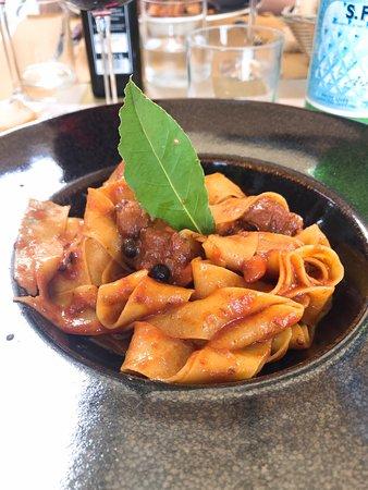 Ottimo pranzo in Terrazza
