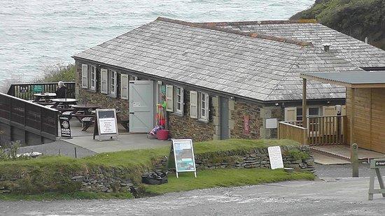 Sandymouth Cafe