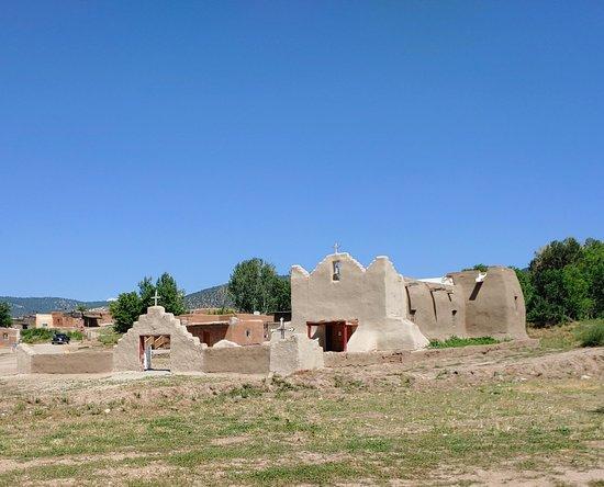Penasco, NM: Picuris Pueblo