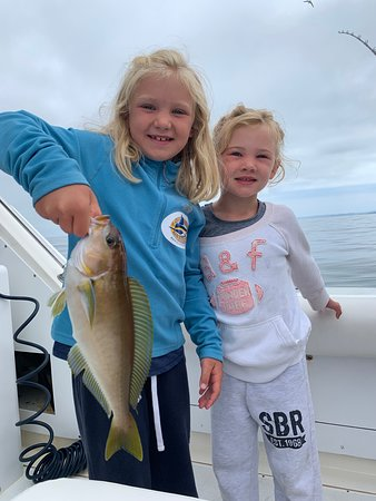Very Happy Little Ladies!