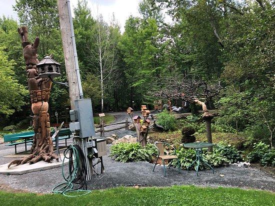 Jardins et Sentier Les Pieds d'Or