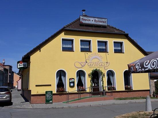 Lipnik nad Becvou, Tsjechië: Dobrze położona