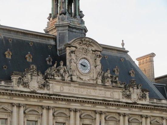 detail stadhuis