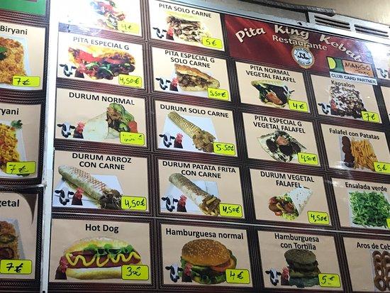 imagen Pita King Kebab en Lloret de Mar