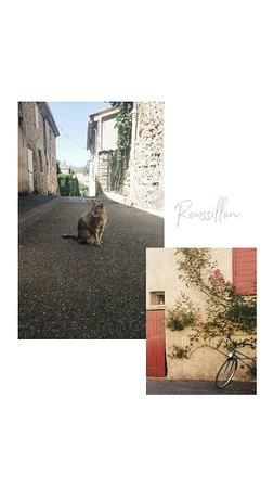 Luberon Villages Day Trip from Aix-en-Provence: Rousillon