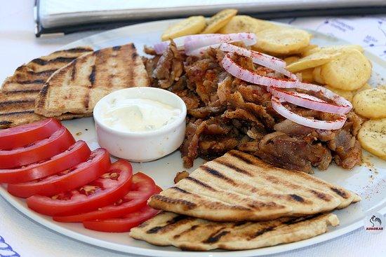 Kokoras Restaurant: GYRO 