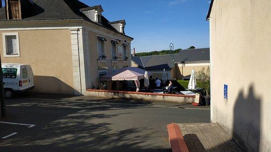 Beaumont Pied De Boeuf, Fransa: La tonnelle
