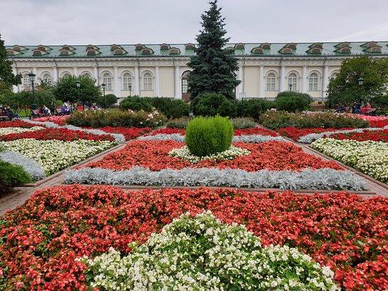 Александровский сад: Aleksandrovskiy Sad