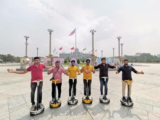 Guided Eco Ride Malaysia